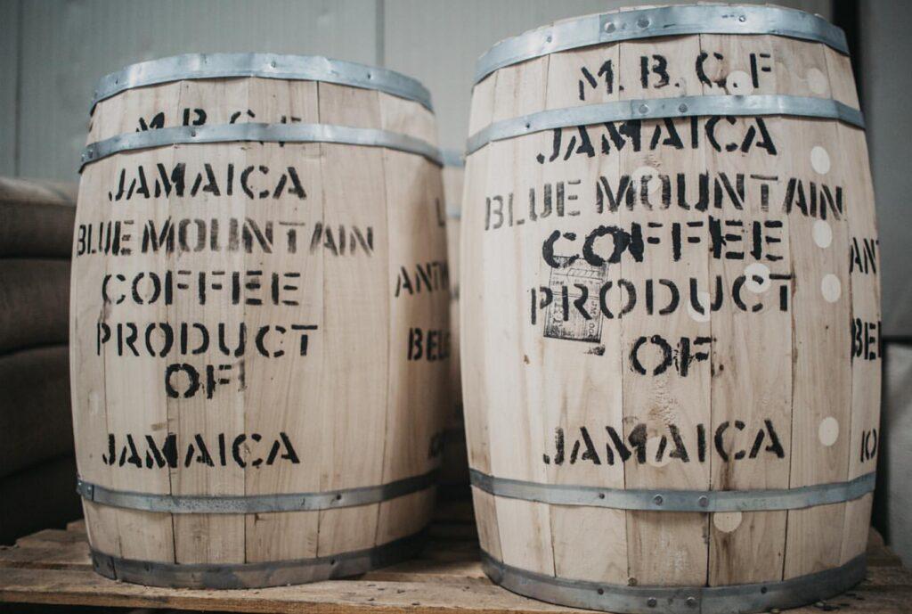 Jablum Green Barrels