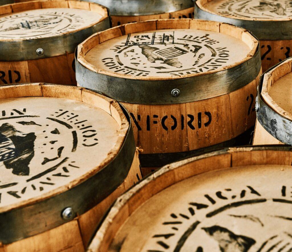 Wallenford Green Barrels 1